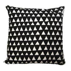 T Triangle Cushion Cover - Love Milo