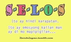 Selos Quotes Archives - Page 2 of 3 - Mr. Love Quotes, Sad Quotes, Tagalog, Pick Up Lines, Captions, Archive, Collections, Life, Seals