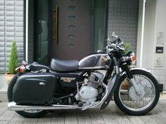 HONDA CD125T Moto Guzzi Motorcycles, Vintage Honda Motorcycles, Honda Bikes, Scrambler Motorcycle, Cool Motorcycles, Honda Cb, Classic Motors, Classic Bikes, Mini Bike