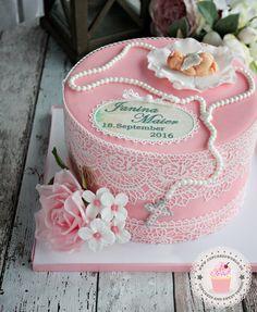Die 64 Besten Bilder Von Torte Taufe Birthday Cakes Fondant Baby