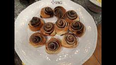 Receta dulce: rollos de canela Ariel Rodriguez Palacios, Pie, Desserts, Food, Sweet Recipes, Cinnamon Rolls, Torte, Tailgate Desserts, Cake