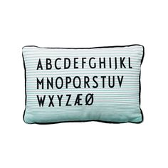 #designletters #abccushion #parissete
