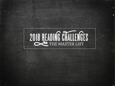 Reading challenges are so much fun. If you want to join in, you'll find below a list of all the 2018 year long reading challenges hosted by #bookbloggers – so far. It will be continually updated through the end of this year to give you a comprehensive resource. We kept the links to the older […]