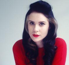 Kate Nash, she is kinda crazy but I like her music