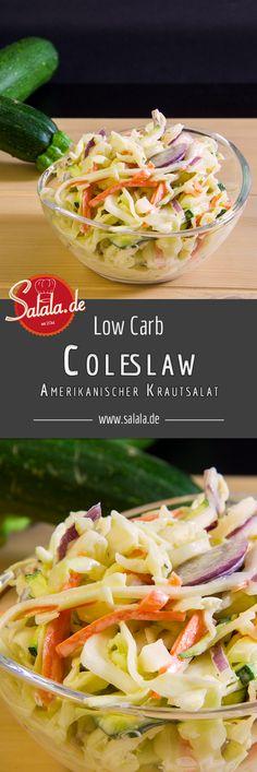 """Low Carb Coleslaw – dem Kraut sein Salat Es ist ja eher des Ami's Krautsalat, denn die """"Krauts"""" sind ja wir. Anyway, wir haben den Low Carb Krautsalat für dich jetzt verfilmt. Wir haben uns ja bekanntermaßen zur Aufgabe gemacht alle unsere Rezepte in zum Bewegtbild zu formen."""