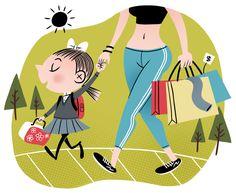 La Mamá Licra / Rafael y el mundo Licra on Behance