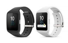 Sony SmartWatch 3. El mejor reloj inteligente para los que practican deporte