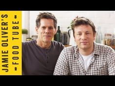 Jamie Oliver and Kevin Bacon | The Great Bacon Sarnie Battle  #EE