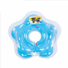 Neck Float Baby Accessories Swim Neck Ring Baby Safety Swimming Infant Circle For Bathing Inflatable #Affiliate