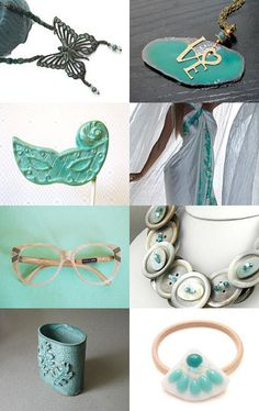 Mysterious and amazing - Grayed Jade is a must for spring 2013!    Included in Pantone's fashion report  http://www.pantone.com/pages/fcr.aspx?pg=21005=4=hpfeatures