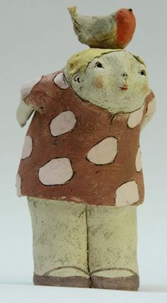 Ceramic Clay, Porcelain Ceramics, Cold Porcelain, Ceramic Pottery, Pottery Sculpture, Sculpture Clay, Ceramic Figures, Ceramic Artists, Sculptures Céramiques