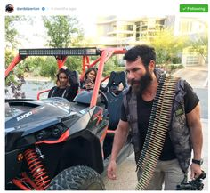 How A Few Bearded Brothers Turned Their Dollar Shave Club Parody Video Into A Multi-Million Dollar Company Instagram King, New Instagram, Dan Bilzerian Instagram, Jet Privé, Parody Videos, Dollar Shave Club, Wealthy Lifestyle, Men Closet, Rugged Style