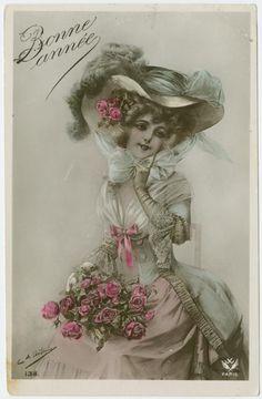 Miss Rhea's: Free Vintage Clip Art Monday's