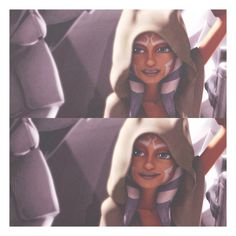 Image result for ahsoka tano hood