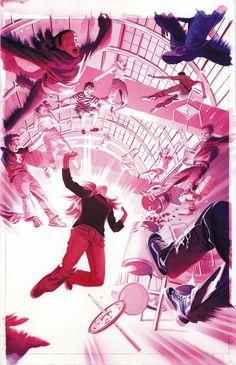 Jean Grey by Mike Mayhew