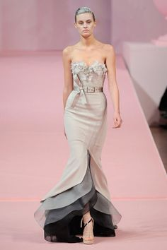 Alexis Mabille: Spring/Summer 2013 Haute-Couture Show