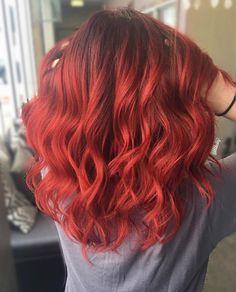 "92 Likes, 4 Comments - Kreative Hair By Kesley✂️ (@khbkesley) on Instagram: ""Mermaid.❤️"""