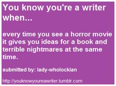 62 Best Writing-Horror images in 2013   Handwriting ideas, Writing a