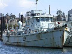 Canadian Navy YAG's for sale - this web page has some good history on the YAGs