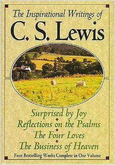 The #Inspirational Writings of C.S. Lewis