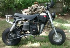 First generation Baja warrior w/  reconstructed full suspension frame