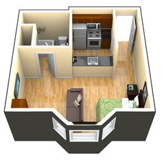 Garage Studio Apartment Plans park placethe bay apartments in miami, fl | apartments