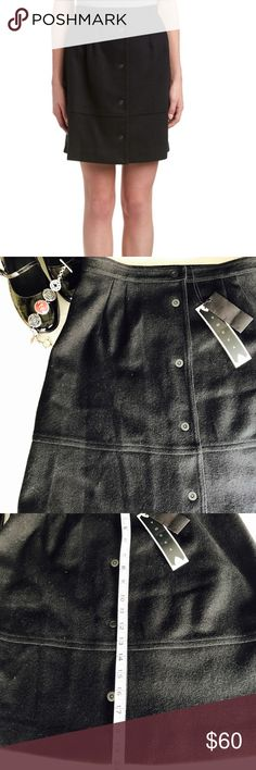 NWT Tocca Wool-Blend A-Line Skirt NWT Tocca Wool-Blend A-Line Skirt Size 8 Tocca Skirts A-Line or Full