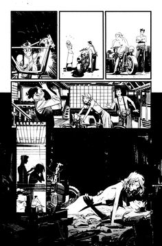 CAFE RACER page by seangordonmurphy on DeviantArt