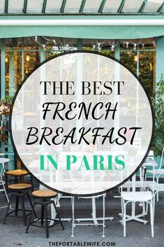wanderlust paris Having a traditional French breakfast in Paris is a must. Use this Paris travel guide to find the best Paris breakfast spots and eat amazing French pastries. These Paris hidden gems are perfect for your next trip! Paris Travel Guide, Europe Travel Tips, Travel Destinations, Travel Goals, Travel Rewards, Venice Travel, London Travel, Travel Advice, Travel Style