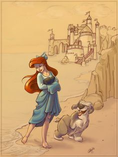 Ariel and Max