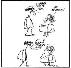 por Henrique de Sousa Filho (Henfil)