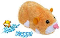 Zhu Zhu Pets Nugget Orange  White Hamster Kids TOY *** Be sure to check out this awesome product.(It is Amazon affiliate link)