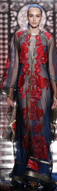 Reem Acra Collection Spring 2016 Ready-to-Wear