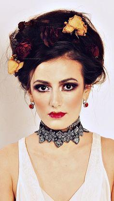 Makeup Artist: Dana Ivan  /Baroque Makeup