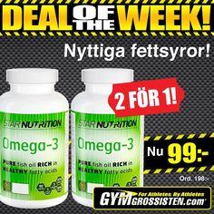 omega 3 gymgrossisten