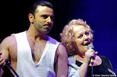 TG Musical e Teatro in Italia: QUEENMANIA feat KATIA RICCIARELLI al Teatro Manzon...
