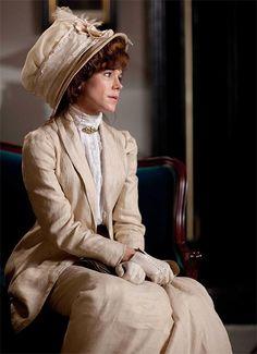 Frances O'Connor As Mrs. Selfridge's Costume of the Masterpiece Theatre's Mr. Selfridge