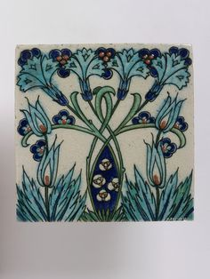 Tile | Pilkingtons Tile and Pottery Company | V&A Search the Collections