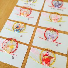 Wedding Table, Diy Wedding, Wedding Cards, Wedding Invitations, Asian Cards, Japanese Wedding, Diy And Crafts, Place Cards, Marriage
