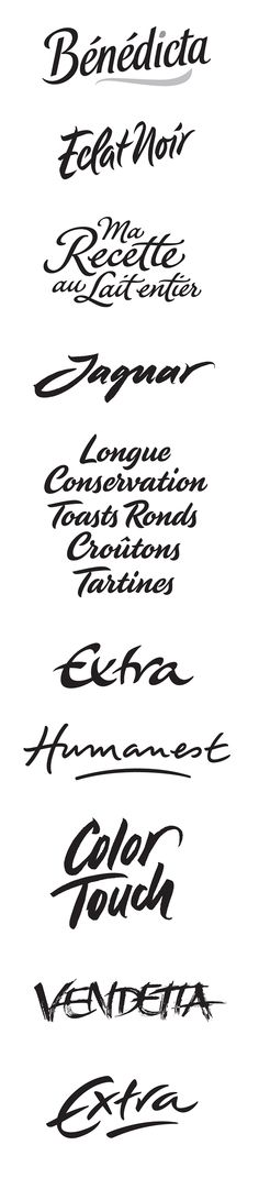 Commercial Logotypes 6