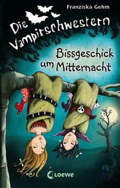 Die Vampirschwestern, Band 8  » Bissgeschick um Mitternacht «