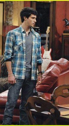 Drew Roy on Hannah Montana