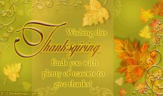 Happy Thanksgiving! What are you most thankful for this year?  Contact Us: Phone: 303-495-3705 Email: waynedorband@gmail.com http://environmentalprofessionalsnetwork.com/