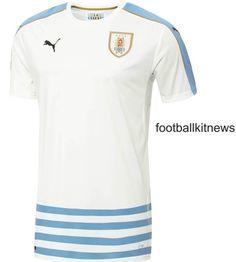 New Uruguay Jerseys 2016 17- Puma Copa America Centenario Kits 2016 New  Football Shirts 05ee911127f88