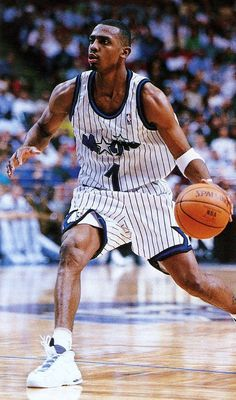 Anfernee Hardaway, Orlando Magic.