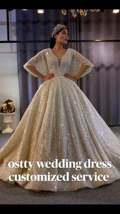Fancy Wedding Dresses, Colored Wedding Dress, Amazing Wedding Dress, Affordable Wedding Dresses, Ball Gown Wedding Dresses, Bridal Dresses, Luxury Wedding, Elegant Wedding, Baby Frocks Designs