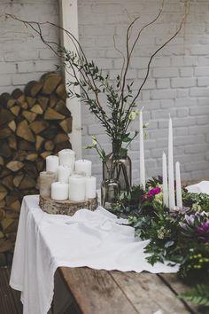 Nordic boho shoot by Jesus Caballero Photography | www.onefabday.com