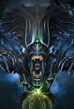 Aliens Pinball Art Print by The Art of Brian Allen - Flyland Designs. Alien Vs Predator, Predator Alien, Alien Films, Aliens Movie, Arte Alien, Alien Art, Giger Alien, Alien Isolation, Alien Queen