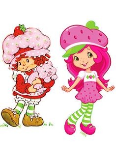 strawberry shortcake | strawberry shortcake