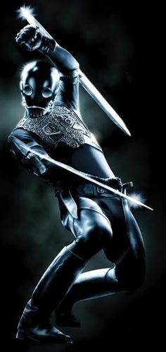 Kroenen, the Clockwork Assassin from Hellboy